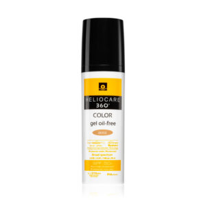Beige Oil Free Gel - Heliocare - The Haut Clinic